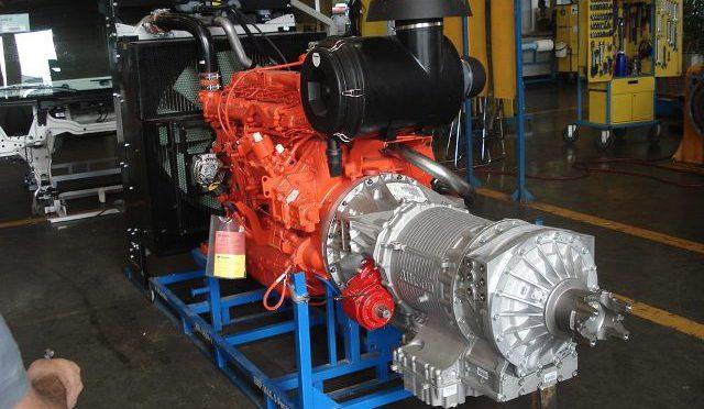 Allison Transmission | Scania adopta nueva transmisión para equipar el nuevo Power Pack
