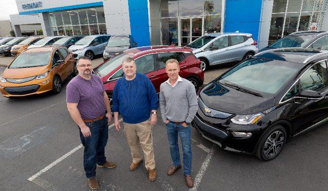 Bolt EV | Chevrolet | se entregaron las primeras unidades