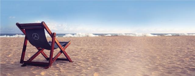 Día de Playa | Mercedes-Benz | beneficios para sus clientes en Mar del Plata