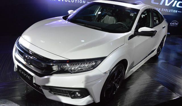 AUTO DEL AÑO 2017   PIA   Honda Civic el gran ganador