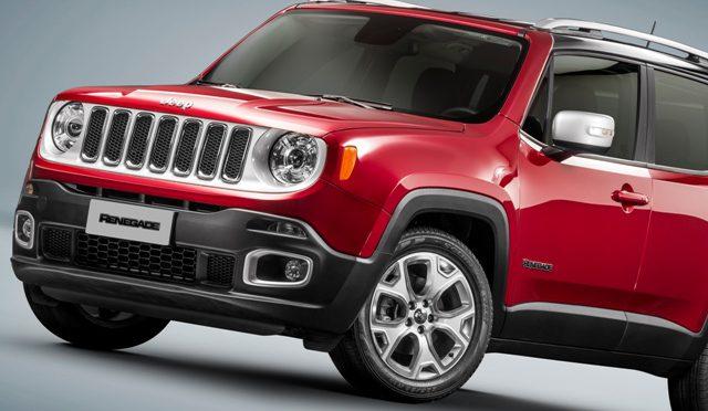 Renegade | Jeep® | en una posición de privilegio