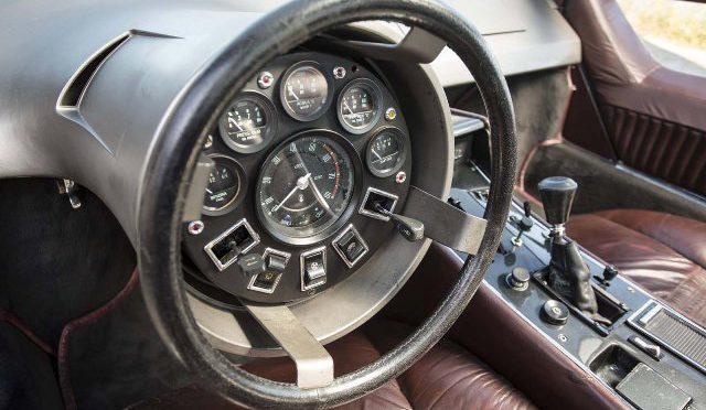 Boomerang | Maserati | el futuro allá por 1972