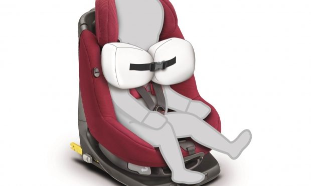 Airbag | Maxi-Cosi | mas seguridad para los mas chiquitos