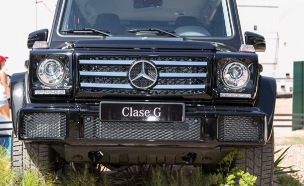 Clase G | Mercedes-Benz | se lo vió por ahí