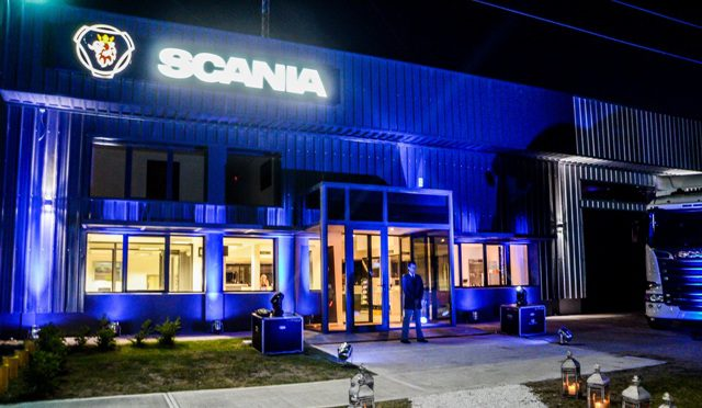 Scania | reinaugura su concesionario en Río Cuarto