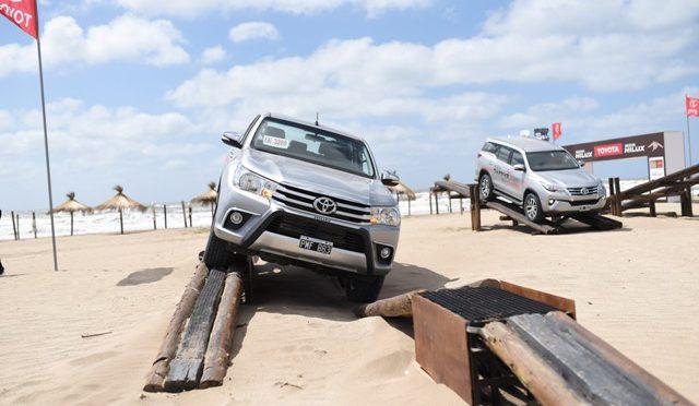 Pinamar 2017 | Toyota | una vez mas presente en el exclusivo balneario