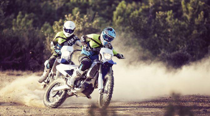 Off-Road y Cross   Yamaha   renovó su línea