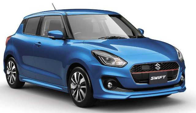 Swift 2017 | Suzuki | esta sería su futura evolución