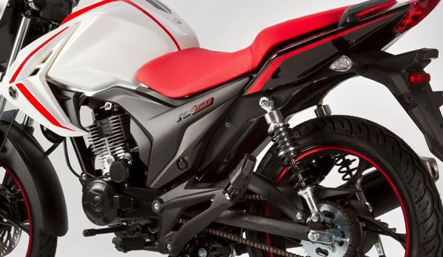 RX150 NEXT y RX200 NEXT   Zanella   lanza una nueva generación Street