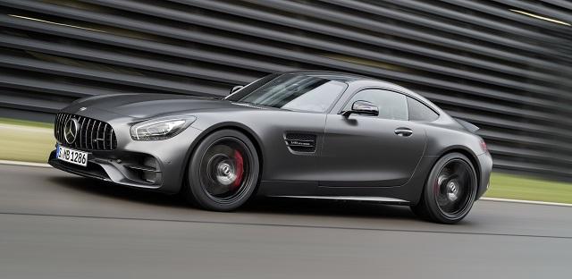 Novedades 2017 | Mercedes-Benz |  adelantó algunas en Detroit