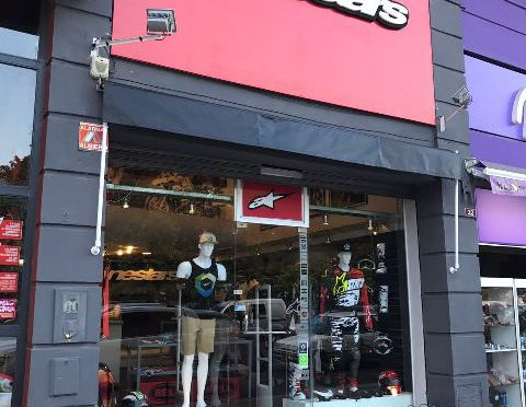 Alpinestars | estrena local en Tucumán