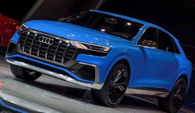 Q8 Concept | Audi | coupé con alma de SUV