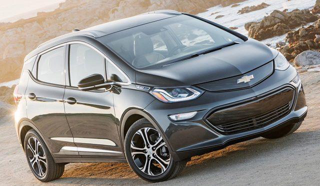 Bolt EV | Chevrolet | Auto del Año 2017 en EEUU