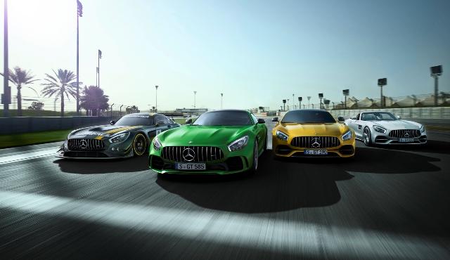 AMG | Mercedes Benz | la calidad deportiva cumple 50 años