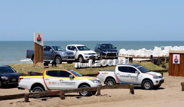 Verano 2017   Shell   dice presente en la Costa Argentina