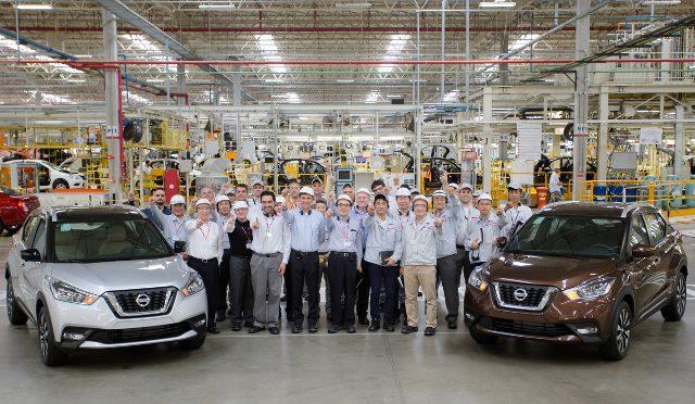 Kicks | Nissan | se entregan las primeras unidades de prueba