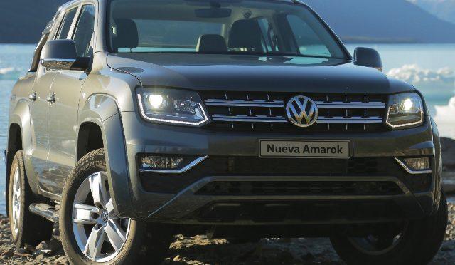 Amarok | Volkswagen | el segundo vehículo más exportado del 2017 y algo mas…