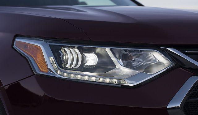 Traverse 2018   Chevrolet   presenta su SUV en Detroit