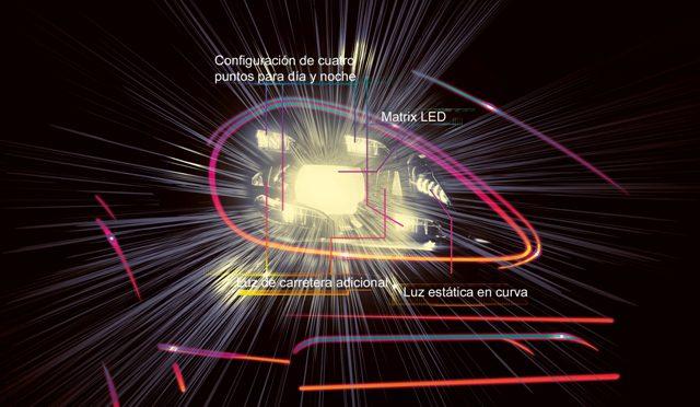 Matrix LED | Porsche | nuevos faros, mejor luminosidad