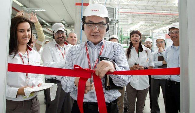 Nissan   Resende   inaugura centro de capacitación en seguridad laboral