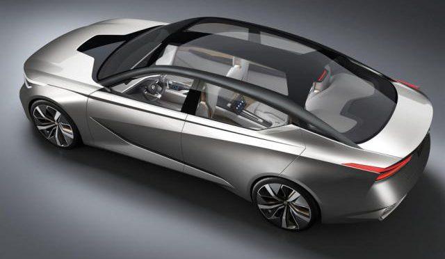 Vmotion 2.0   Nissan   gana el EyesOn Design Award en Detroit