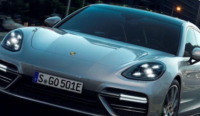 Panamera | Porsche | presenta segunda versión híbrida  en Ginebra