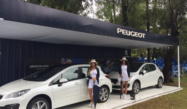 Peugeot | sponsor oficial del Argentina Open