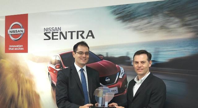 Sentra | Nissan | menor costo de mantenimiento de Brasil