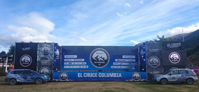 Cruce Columbia 2017   Subaru   el Trail Running Argentino