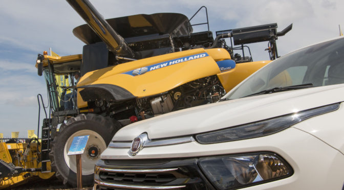 New Holland y Fiat | unidas por el campo