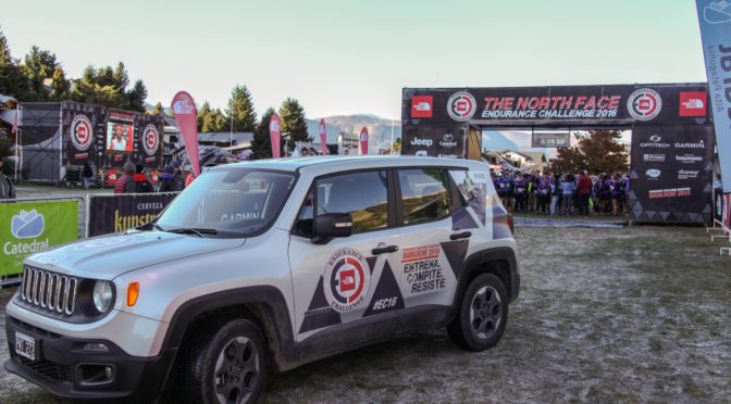 Jeep | presente en The North Face Endurance Challenge 2017