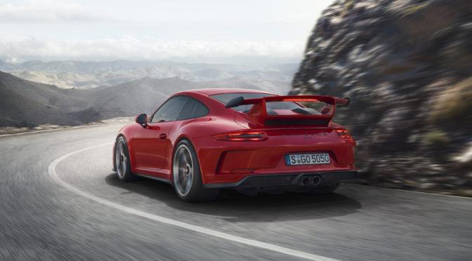 911GT3 | Porsche | el tercero en Ginebra 2017