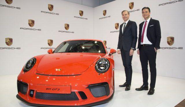 Porsche | el pasado 2016 fue el año más exitoso de su historia
