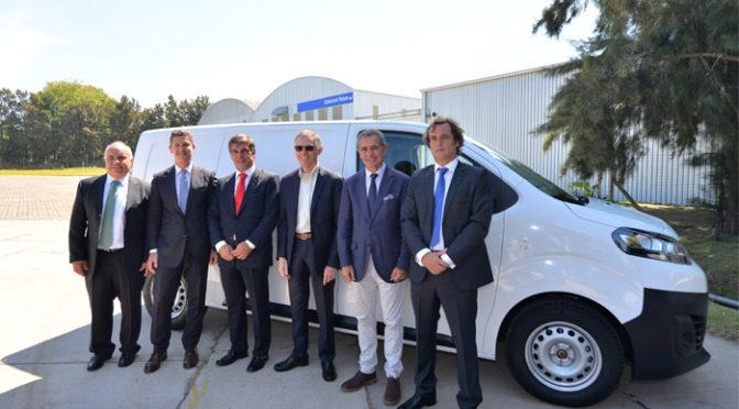 Expert y Jumpy | PSA | los utilitarios serán fabricados en Uruguay
