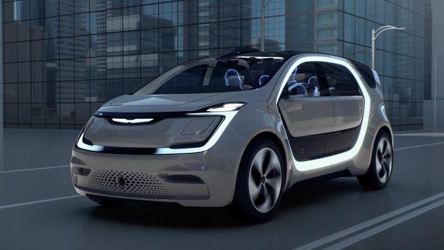 Portal Concept | Chrysler | con neumáticos Bridgestone