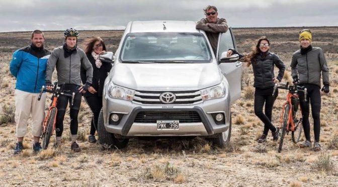 Hilux | Toyota | soporte para alcanzar un nuevo récord
