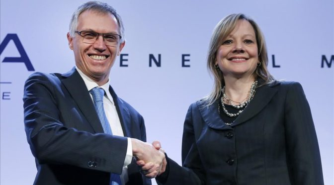 Opel-Vauxhall | PSA | ya son parte del grupo francés