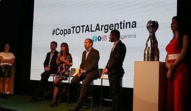 TOTAL | nuevo sponsor oficial de la COPA ARGENTINA 2017