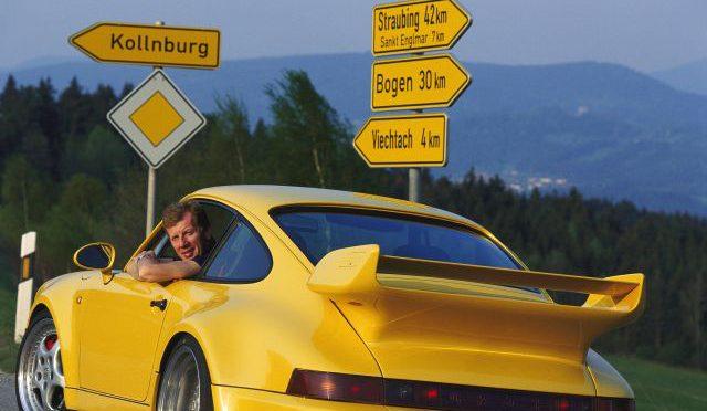 Museo Porsche | la marca rinde homenaje a Walter Röhrl