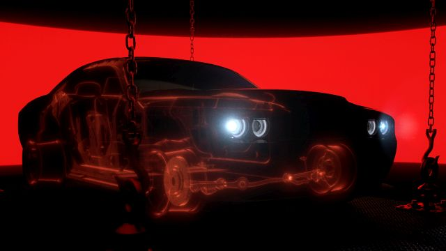 Challenger SRT DEMON 2018 | Dodge | el muscle car más potente de la historia