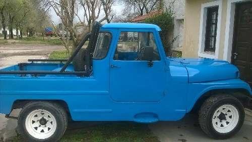 Wrangler PickUp | Jeep | llegará en 2017?