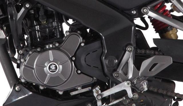 Rouser NS 200 | Corven Motos | presentó un renovado éxito