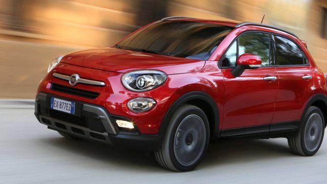 500X | Fiat | FCA llama a recall