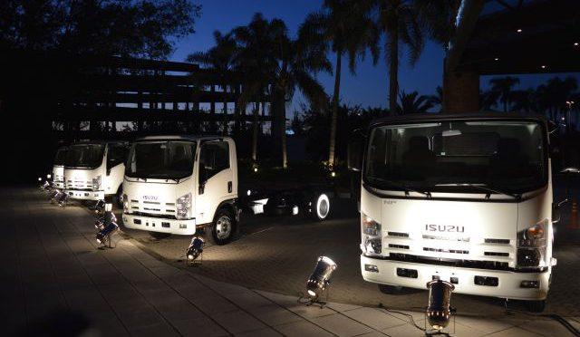 NPR75 | Isuzu | lanzamiento del nuevo camión