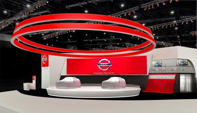Nissan | se prepara para el gran Salón de Buenos Aires 2017