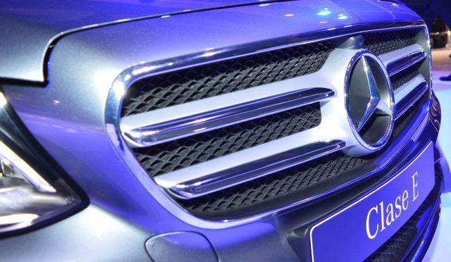 Clase E 2017 | Mercedes Benz | lanzamiento de un sedán referente