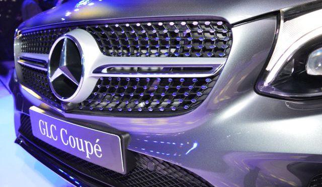 GLC Coupé | Mercedes Benz | otro SUV premium que se suma a la gama
