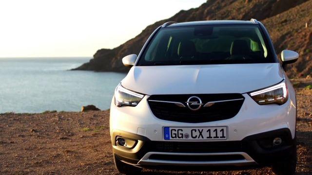 Crossland X | Opel | se inició su producción en Zaragoza