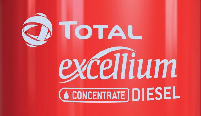 Excellium Concentrate Diesel Star | Total | nuevo aditivo premium