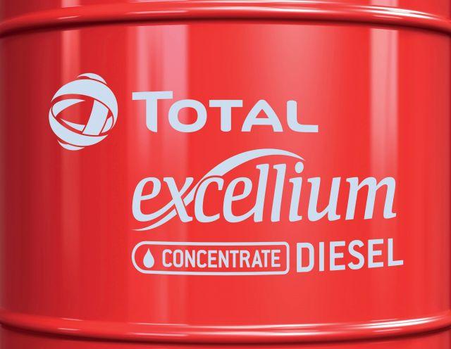 excellium concentrate diesel star total nuevo aditivo premium pruebautos. Black Bedroom Furniture Sets. Home Design Ideas